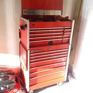 Snap-On Toolchest fully loaded with every tool!