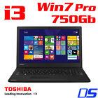 Toshiba Intel Core i3 5th Gen. PC Notebooks/Laptops