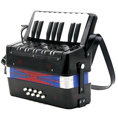 V3L6 17-Key 8 Bass Mini Accordion Musical Toy for Kids