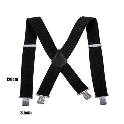 35mm Adjustable Men Braces Men