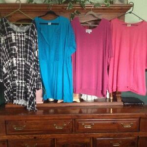 large selection of plus size womens clothing(5x-6x)