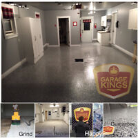 Garage Kings Epoxy Flooring