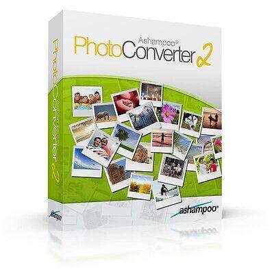 Ashampoo Photo Converter  Size Adjustment  Resizer  Watermark  Editor More