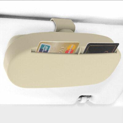 für Auto LKW Sonnenbrille Sonnenblende Tasche Aufbewahrungsbox Halter Halterung