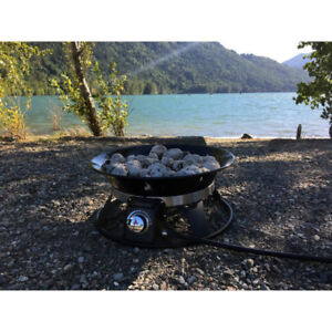 FIRE PIT PROPANE FIRE PIT