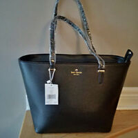 KATE SPADE and TORY BURCH