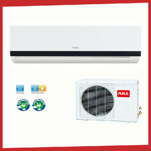 Wall Split Heat Pump and Air Conditioner
