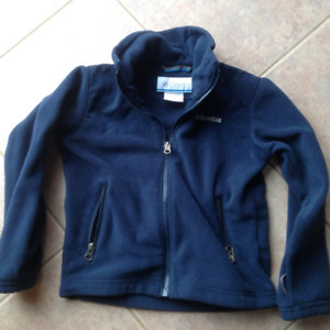 Columbia Fleece Jacket - toddler 4T