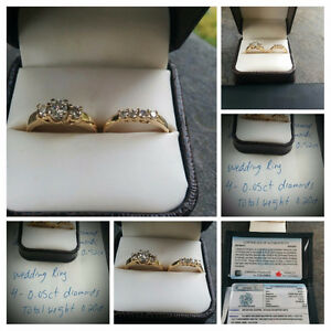 MUST sell. Wedding set