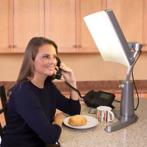 Day-light Carex Health Brands Classic Plus Bright Light Therapy