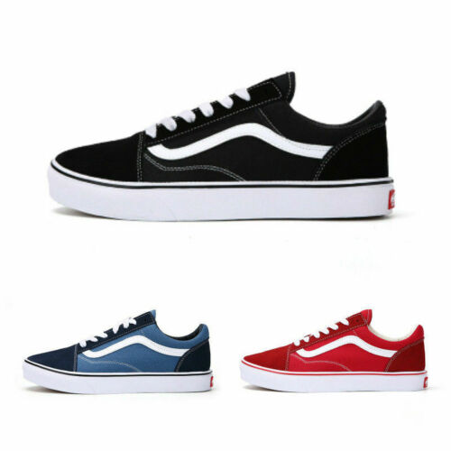 Shoes Vans Old Skool (White, Black) • price 69,00 EUR •