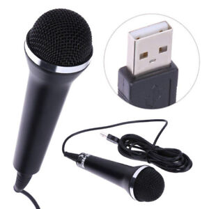 USB Microphone For RockBand or Guitar Hero (PS3, Wii, Xbox360,PS