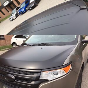 Hood and Roof Wraps from $180 each