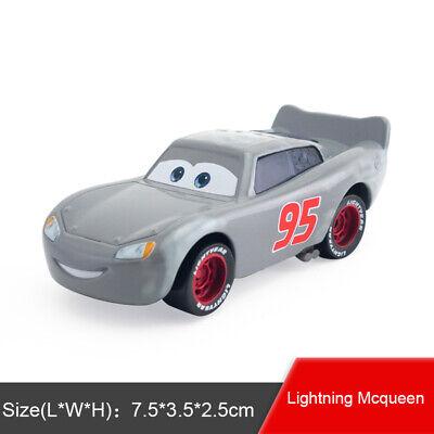 Disney Pixar Cars Primer Lightning Mcqueen Diecast Toy Model Car 1:55 New Gifts - Lightning Mcqueen Gifts