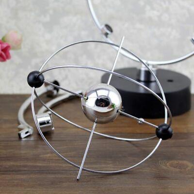 Newtons Ball Cradle Toy Balance Physics Pendulum Science Desk Office Decro