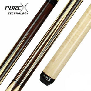 Low Deflection Pool Cue w/  HXT Shaft + Kamui Black Tip