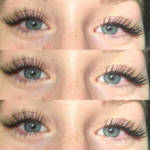 Eyelash Extension Fall Promotion