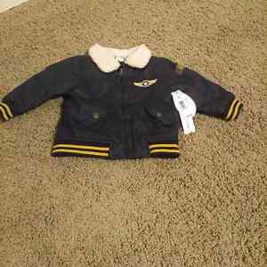 Infant Boy's Jacket - 6 months