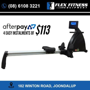 Brand New GO30 Rower | Built in Console, Programs and More
