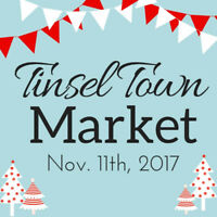 Tinsel Town Market Vendors needed