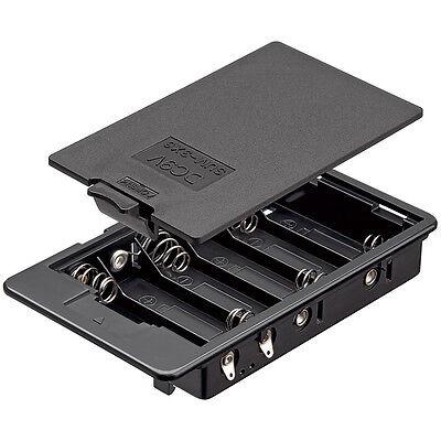 Batteriehalter 6 x Mignon AA Gehäuse Mignonzelle 4710