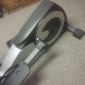 Westlo stepper and bike for sale