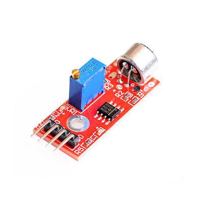 Microphone Sensor Avr Pic High Sensitivity Sound Detection Module Arduino Toca