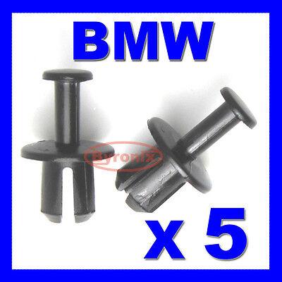 BMW RADIATOR FAN SHROUD HOUSING FRAME MOUNTING CLIPS E53 X5 E83 X3 E85 E86 Z4