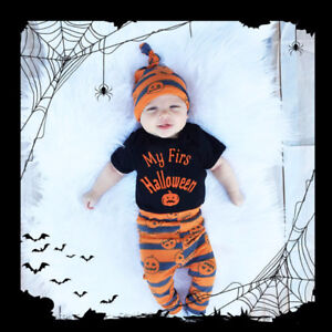 Halloween Baby Sets
