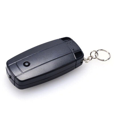 USB Rechargeable Electric Keychain Cigarette Lighter Flameless Windproof - Flameless Lighter