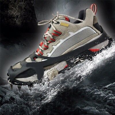 Crampon Micro Spikes Ice Snow Grips Traction Cleats System Safe Protect Walking