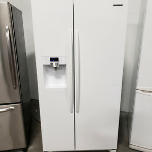 BLOWOUT SALES ON FRIDGE 36'' SAMSUNG MOD RSG257AAWP