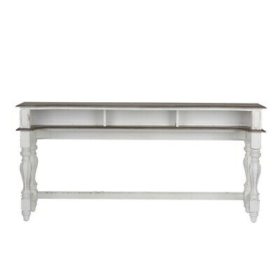 magnolia manor console bar table