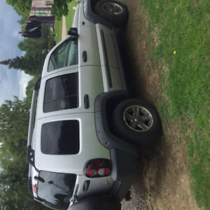 2006 Jeep Liberty trail rated