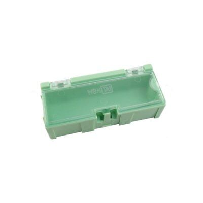 10pcs Anti-static Smt Smd Kit Lab Chip Components Screw Storage Box Case C