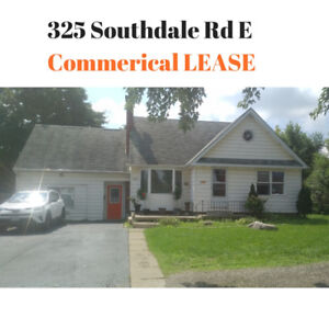Commercial Zoned Unit for LEASE