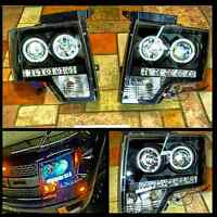 FORD F150 HEADLAMPS