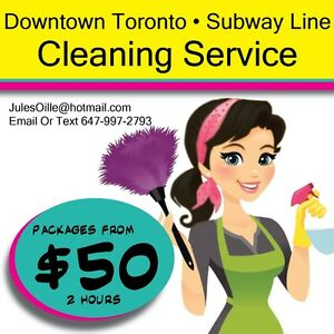 Cleaning Service Toronto Condo Cleaner Maid and Housekeeper