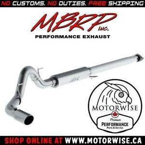 MBRP XP Series Catback Exhaust System | 2015 to 2018 Ford F-150 Ecoboost | Shop & Order Online at www.motorwise.ca