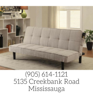 KLIK KLAK SOFA BEDS CLEAROUT SALE!