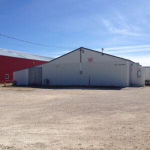 AIRCRAFT HANGAR FOR SALE