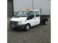 Ford Transit 2.4TDCi ( 100PS ) 1-Way 3504mm 2007.5MY 350 MWB 2011