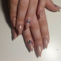 Gel nails for $35