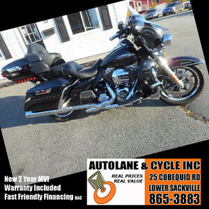 ♠2014 Harley Davidson Ultra Classic ♠ Black Beauty ♠ Rare Find