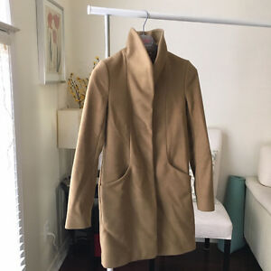 Wilfred Cocoon Coat from Aritzia