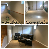 Complete Finishing Contractor