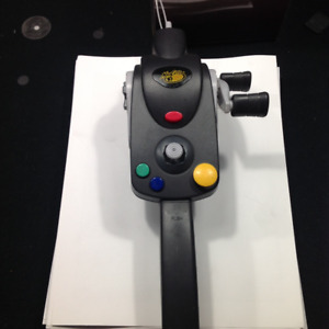 NES Zelda guide and N64 Fishing controller