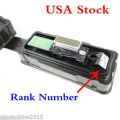 USA Stock-100% Original Roland DX4 Eco Solvent Printhead-1000002201 +RANK NUMBER