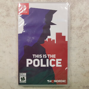 This the Police Switch Game