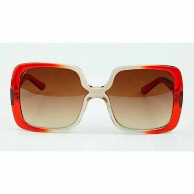 RETRO VINTAGE SQUARE VERY BIG OVERSIZED SQUARE JACKIE O WOMEN SUNGLASSES